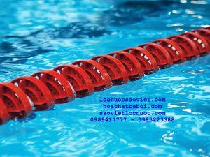 dây phân làn bơi