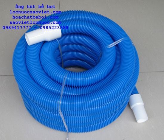 ống hút bể bơi 15m