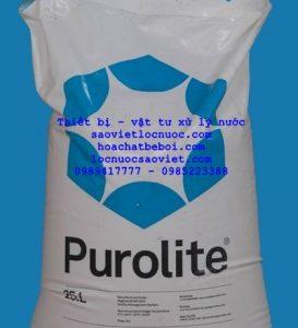 Hạt Purolite C100H