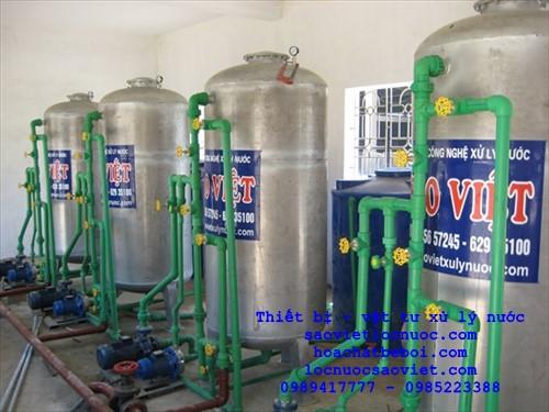 thiết bị làm mềm nước cs 70m3