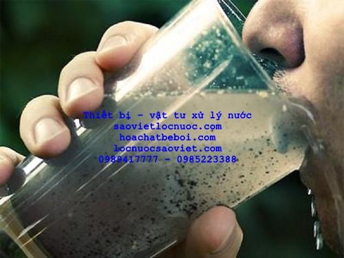 nước nhiễm nitrat nguyên nhân và cách xử lý nước nhiễm nitrat