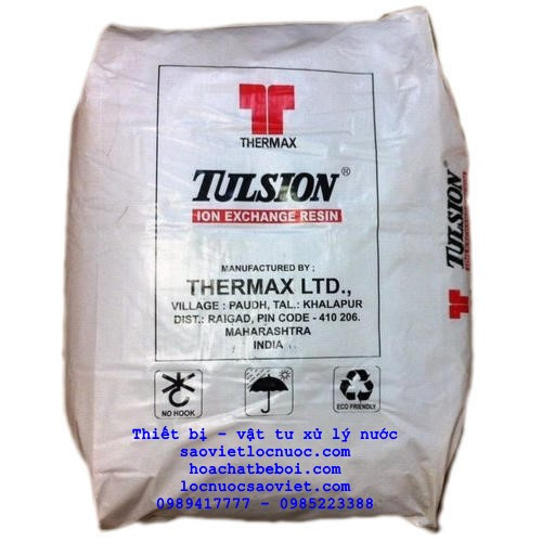 Hạt cation Tulsion T42H