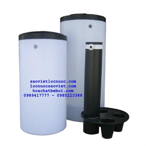 thùng chứa dung dịch tái sinh dạng tròn