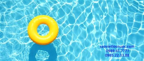 bể bơi sử dụng máy điện phân muối tạo clo hay gặp vấn đề gì