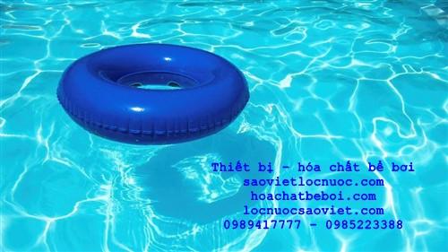 tiêu chuẩn chất lượng nước bể bơi