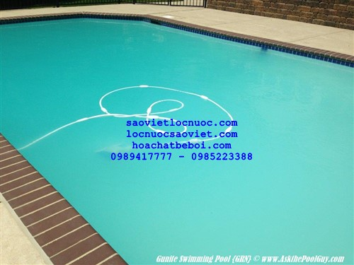 70 nguyên nhân khiến nước bể bơi bị đục