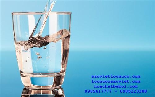 TS là gì tổng chất rắn trong nước là gì