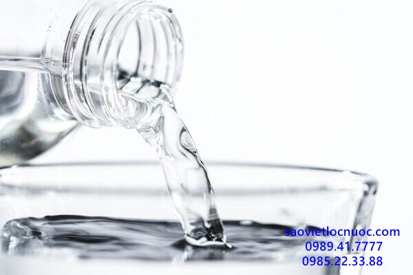 các phương pháp khử kiềm nước
