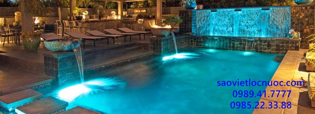 Chọn đèn bể bơi thế nào chuẩn đẹp nhất
